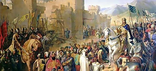 Antigua Año 1218