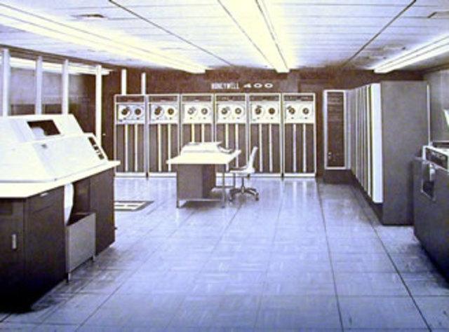 Honeywell 400, 1959.
