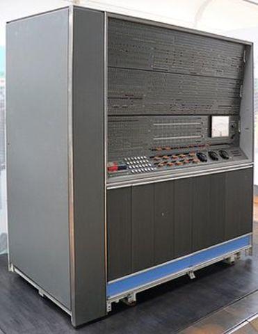 IBM 7030 STRECH, 1961.