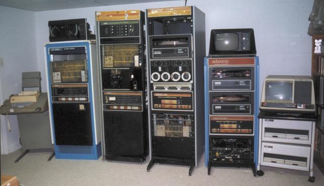 PDP-8, 1965.