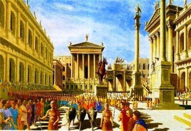 Matrimonio Romano En La Antiguedad : Evolución del pensamiento administrativo timeline