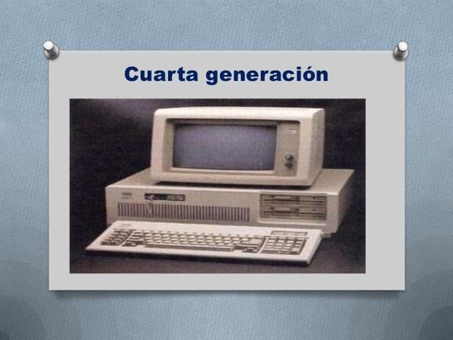 CUARTA GENERACIÓN (1975 – 1992).