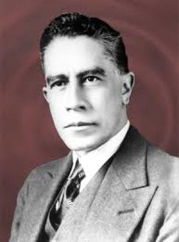 Isaac Ochoterena Mendieta.