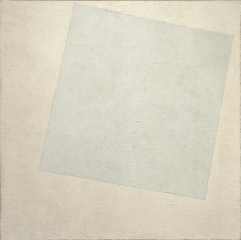 White on White - Kasimir Malevich