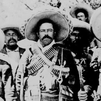 LA REVOLUCIÓN MEXICANA timeline