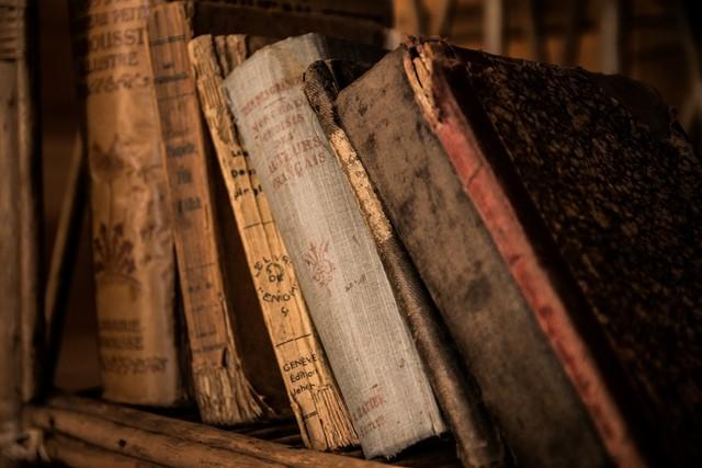 Libros escritos
