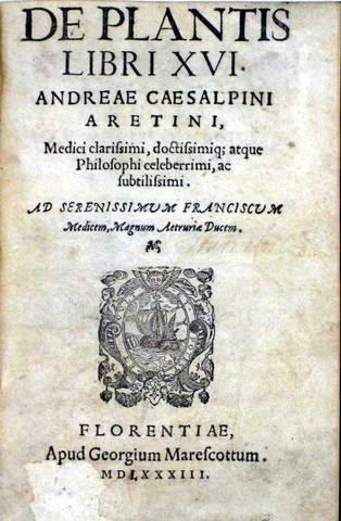 Andrea Cesalpino