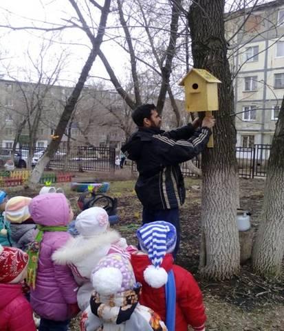 """Экологический марафон """"Прилет скворцов"""""""