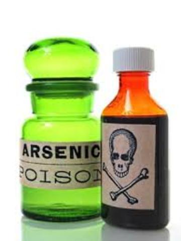 More Arsenic Discoveries