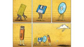 Evoluciónon de la tecnología timeline