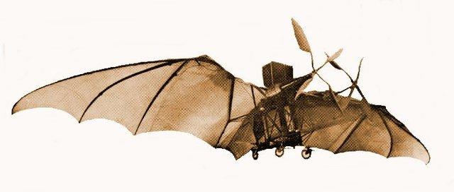 Viejas y extrañas maquinas voladoras - Imágenes - Taringa!