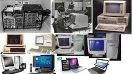 Evoluciones de las computadoras  timeline