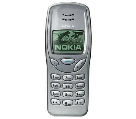 1999 - Nokia 3210