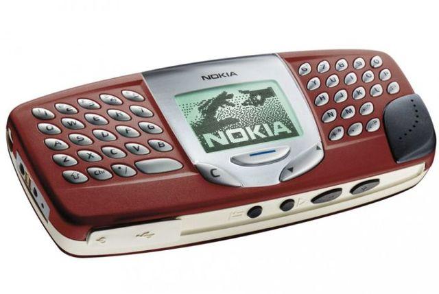 2001 - Nokia 5510