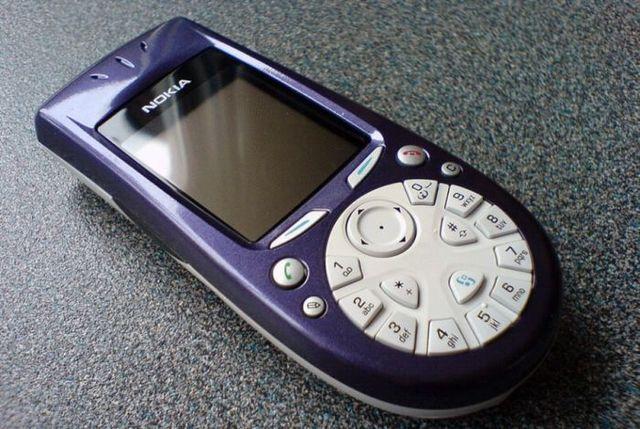 2002 - Nokia 3650