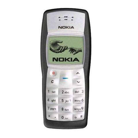 2005 - Nokia 1100