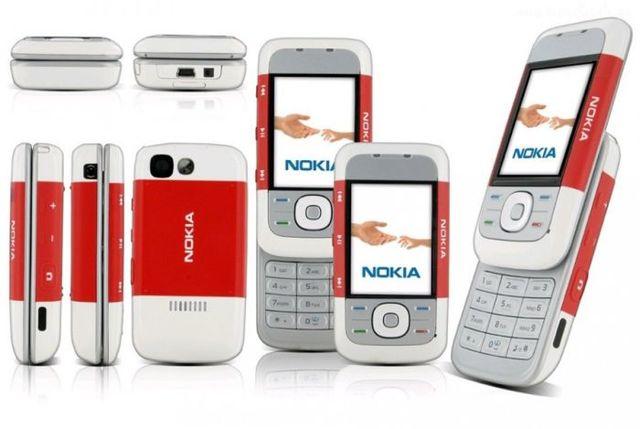 2006 - Nokia 5300