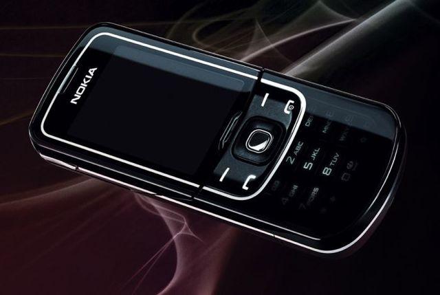 2007 - Nokia 8600 Luna