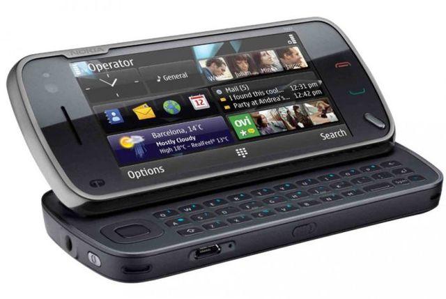 2008 - Nokia N97