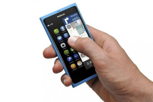 2011 - Nokia N9