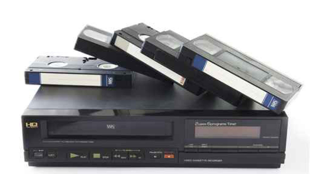 VCRs