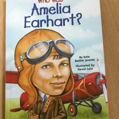 Amelia Earhart- Biography- William timeline