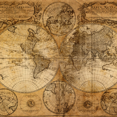 Avvenimenti importanti dall'anno 0 fino al 1688. timeline