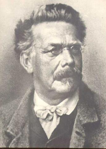 Ludwig Otto Hesse (1811–1874)