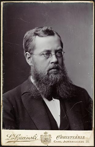Marius Sophus Lie (1842-1899)