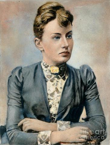 Sofia Kovalevskaya (1850-1891)