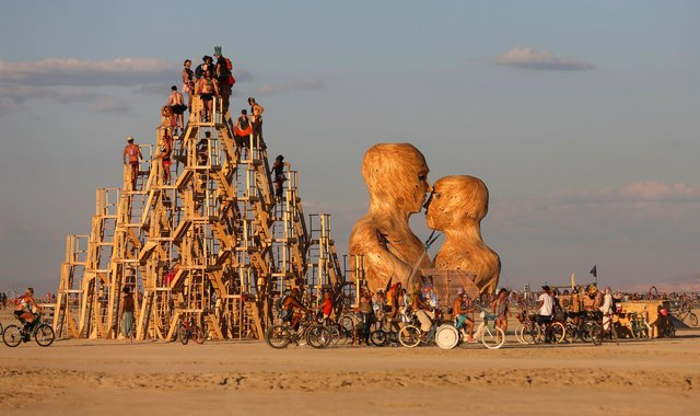 Burningman Festival