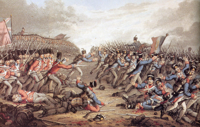 WE- Battle of Waterloo