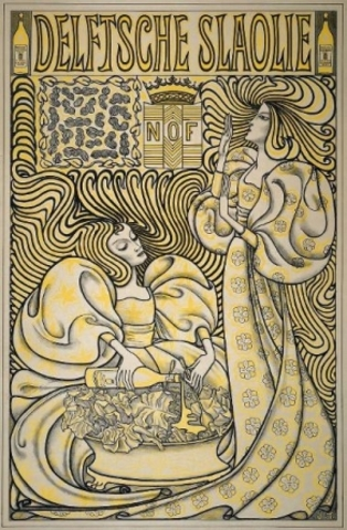 Delft Salad Oil, Jan Toorop