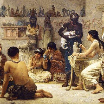 Historia Antigua - Julián Rendón - Curso Uniandes timeline