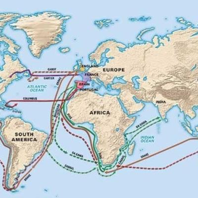 Age of Exploration timeline