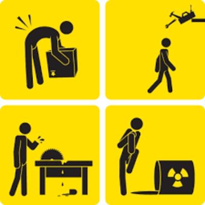 Acontecimientos que han marcado el origen y evolución de la seguridad y salud en el trabajo en el mundo  timeline