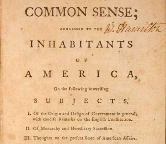 Common sense essay