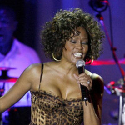 Discografía de Whitney Houston timeline