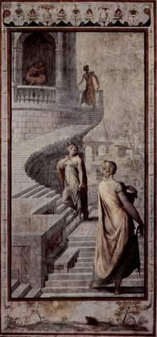 F.Salviati, Betsabea si reca da David, Roma, P.Ricci-Sacchetti