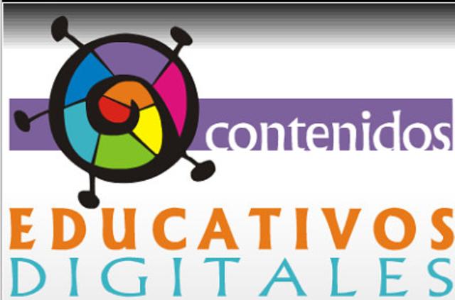 Categoria de los RED: Contenidos Educativos Digitales