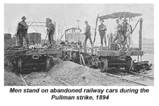 Pullman Labor Strike