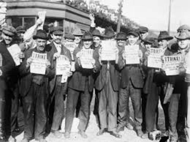 Homestead Steel Labor Strike