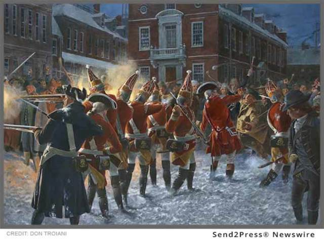 causes of the american revolution timeline