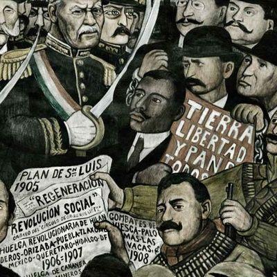 La Revolución Mexicana (1876-1940) timeline