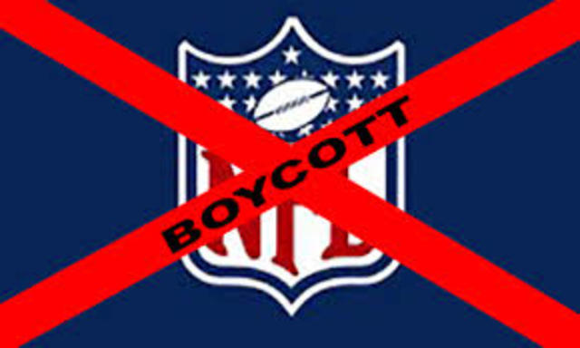 Modern Day — United States — NFL Boycotted