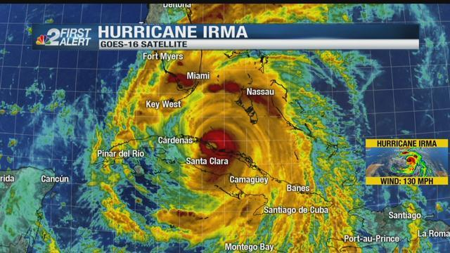 Captiva Island Florida Hurricane Irma