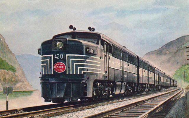 Expansion of Vanderbilt's Railroads