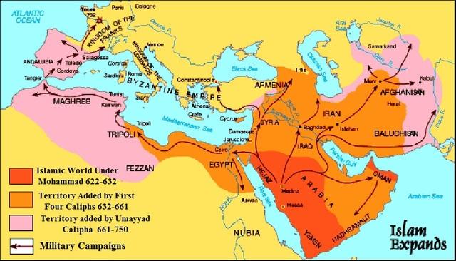 ISLAM FOR THE WINN timeline   Timetoast timelines