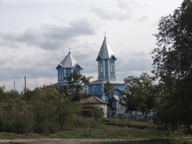 Церковь  в станице