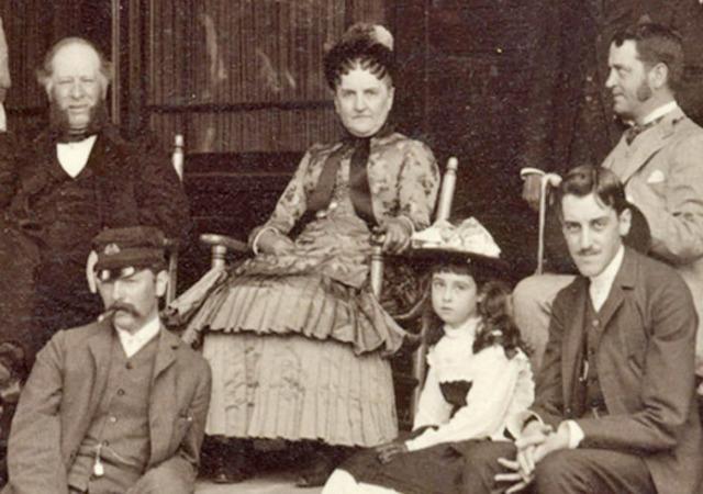 Cornelius Vanderbilt timeline | Timetoast timelines Cornelius Vanderbilt Wife